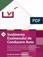 14 Examen Permis Conducere