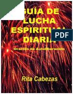Guia de Lucha Espiritual- Rita Cabezas