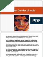 Sejarah Gender Di India
