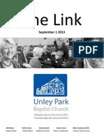 The Link September 1 2013