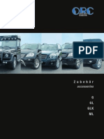 Katalog Mercedes Deutsch English 2011