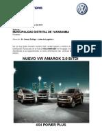 Amarok Power Basic Plus -Yarabamba[1]
