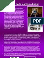 Historia de la Cámara Digital