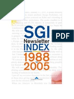 fcb0cc5740996 SGI Newsletter Index   Schools Of Buddhism   Religion And Belief