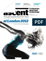 A Vision for Technology and Sport at London 2012 - Atos