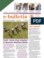 Bulletin July, 2013