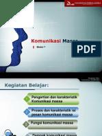 Pengantar Ilmu Komunikasi UT_Modul7.pptx