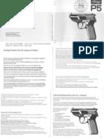Walther p5 Manual