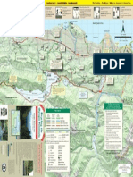 West Clallam County Bike Map