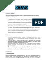 76078663 Essay on Barclays Bank Marketing Plan