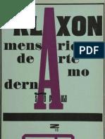 Klaxon Mensario de Arte Moderna n 6