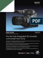 Sony - Pmwtd300