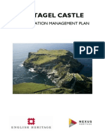 Tintagel Conservation Management Plan 2013