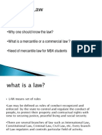 Business Law Introduction
