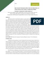 2. Manage-A Correlation of HRD-Srinibash Dash