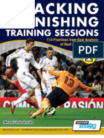Real Madrid Attacking Session Practice 1of4