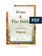 Jesus & the Bible