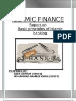 Final Report of Islamic Finance