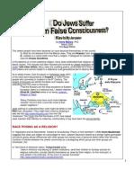 11 - Do Jews Suffer From False Consciousness