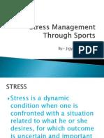 Stress Management Through Sports