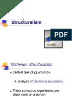 Structuralism-Functionalism