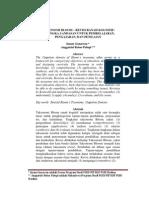 2_Imamgun & Anggarini_Taksonomi Bloom – Revisi Ranah Kognitif Kerangka Landasan untuk Pembelajaran, Pengajaran, & Penilaian