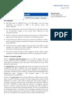 GDP Growth 1QFY2014