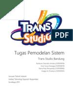 Pemodelan Sistem Trans Studio Bandung