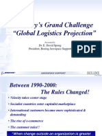 Global Logistics Projection