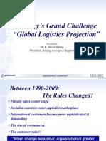 Global Logistics Projection
