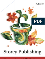 Storey Publishing's Fall 2009 Catalog