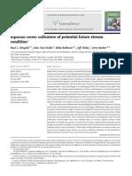 Riparian Forest Indicators of Potential Future Stream
