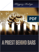 A Priest Behind Bars - an autobiographical novel by Marcelo Blazquez Rodrigo