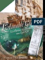 exposition «Autour de l'Aimable Grenot, frégate corsaire sous le règne de Louis XV» à Granville