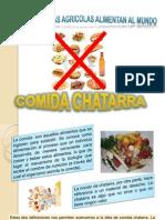 COMIDA CHATARRA NIÑOS.ppt