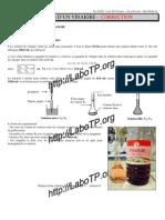 07 Titrage pH Vinaigre Correction
