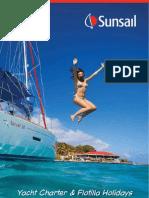 Sunsail Yacht Charter & Flotilla Holidays 2013_LR