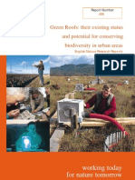 Green Roofs Their Existing Status and Potential for Conserving Biodiversity in Urban Areas