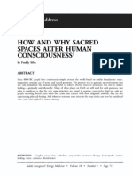 How and Why Sacred Spaces Alter Human Consciousness; Freddy Silva (Vol 18 No 1)