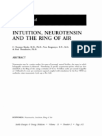Intuition, Neurotensin and the Ring of Air; Norman Shealy (Energies, Vol 11 No 2)