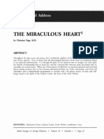 Miraculous Heart; Christine Page (Vol 18 No 1)
