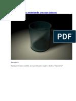 Tutorial 3D Max Modelagem de Um Copo