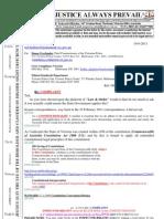 110610-Premier Ted Bailliue - COMPLAINT - Etc