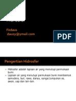 06. Hidrosfer