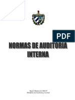 Normas de Auditoria Interna Perell