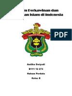 Hukum Perkawinan Dan Perceraian Islam Di Indonesia