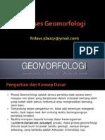 03. Proses Geomorpologi
