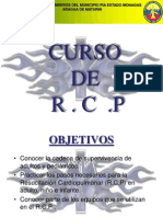 CURSO DE R.C.P