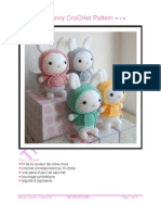 Bunny Crochet Traduction