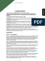 Código de Autorregulamentação de Pesquisas ABEP